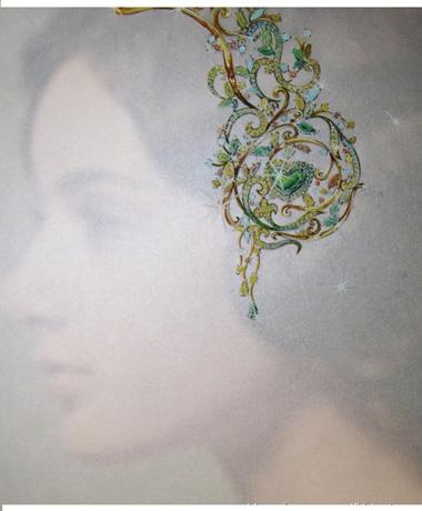 姚明召博客; 创意首饰设计手绘图首饰设计手绘图 创意杯子设计手绘图