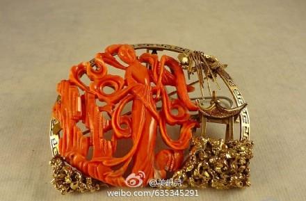 设计博文_张庆的珠宝设计师艺廊