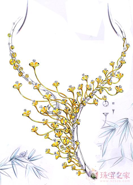 刘彬珠宝设计师艺廊:心灵的港湾