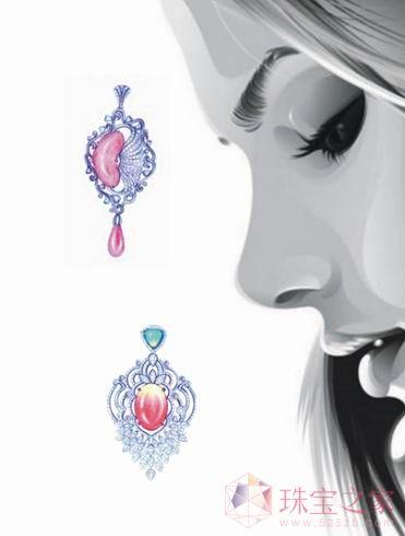 孟艳红的珠宝设计师艺廊