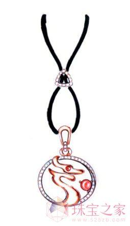 盘龙; 盘龙_孟艳红的珠宝设计师艺廊; 作品展览_孟艳红的珠宝设计师