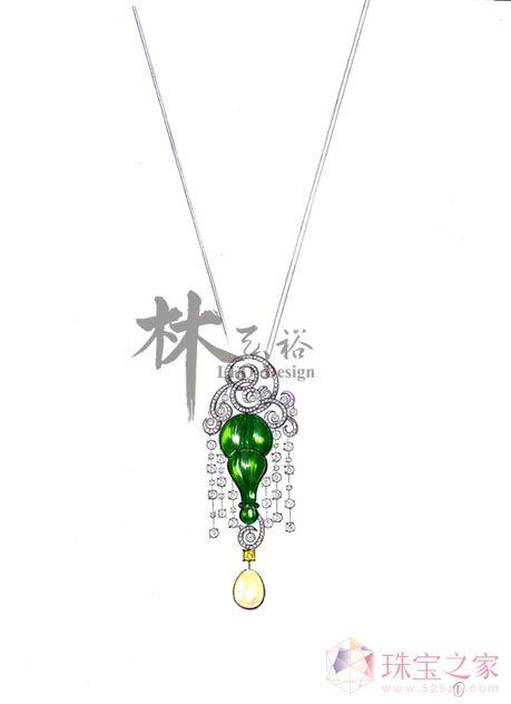 林弘裕leo珠宝设计师艺廊