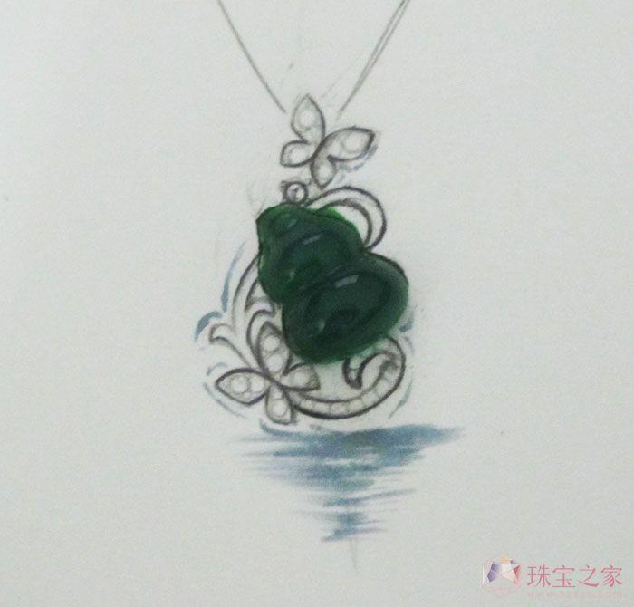 定制作品_jedi的珠宝设计师艺廊
