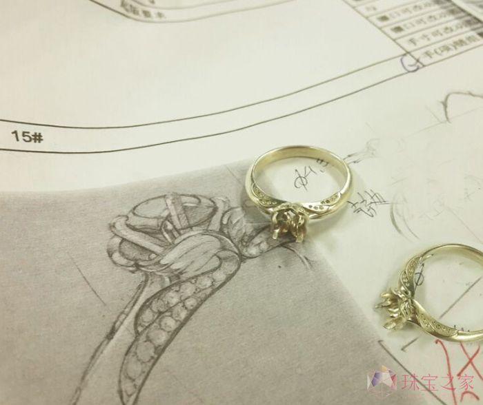 陈晓明的珠宝设计师艺廊